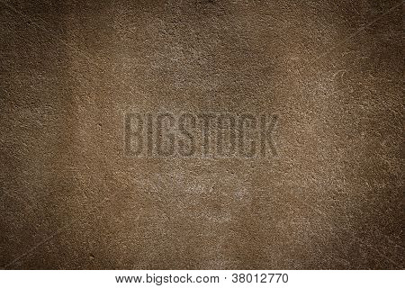 Wall Brown Stone Background