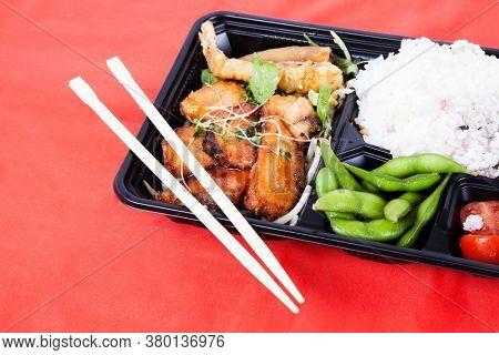 Photo of Japanese Bento Box