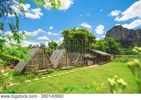 Beautiful Scenery At Woodhouse Khao Chakan.