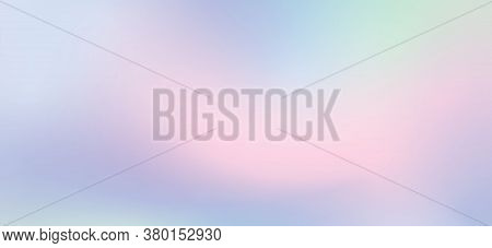 Light Blue Gradient, In Soft Colorful Smooth, Blurred Background. Light Effect Background, Abstract