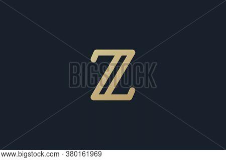 Z. Z monogram logo. Z letter logo . Z design . Z vector illustration template. Z logo vector. creative Letter Z logo. Z handwriting logo. letter Z logo concept .Letter Z logo . Abstract letter Z logo design . vector illustration