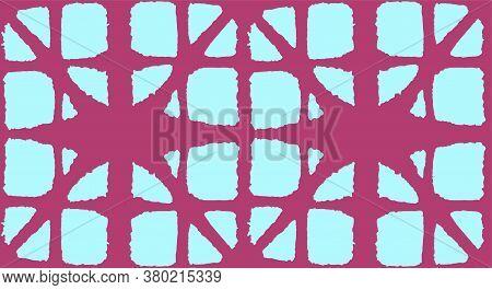 Japanese Tie Dye Seamless Pattern. Retro Shibori Seamless Pattern. Elegant Kimono Textile. Bohemian