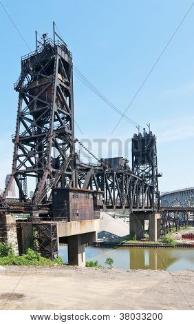 Railroad Drawbridge
