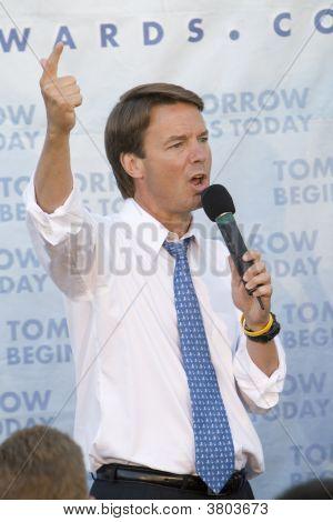 2117 John Edwards Rally