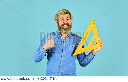 Right Angle. Measurement Tool. Teacher Stem. School Education. Find Perfect Angle. Architect Educati