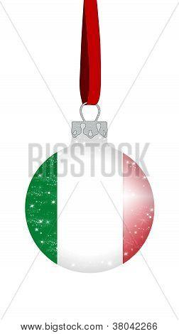 Christmas ball - Italy