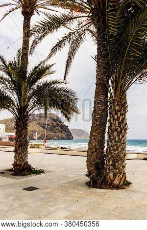 Las Negras Seaside Town, Spain