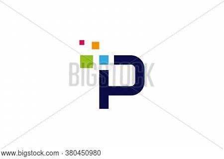 P. P logo. P vector . P pixel design . P pixel logo design . Letter P logo. Letter P images. P logo template . modern letter P . New Letter P logo . Letter P logo design . modern and creative P logo concept . P vector illustration . minimalist Letter P lo