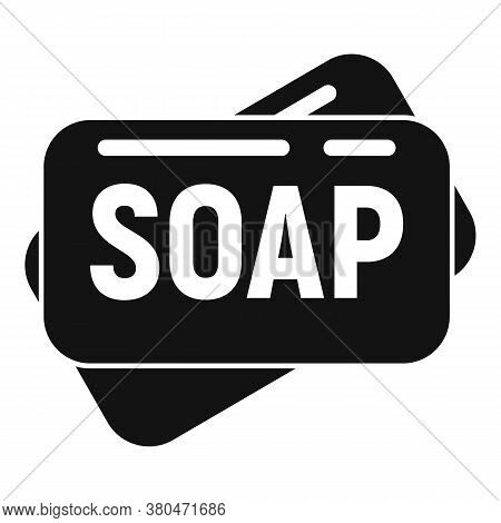 Survival Soap Icon. Simple Illustration Of Survival Soap Vector Icon For Web Design Isolated On Whit