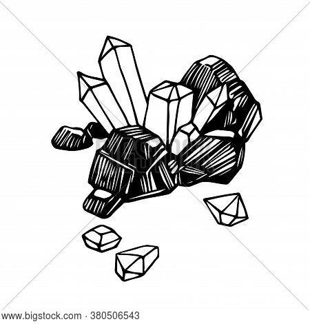 Diamonds Crystal.eps