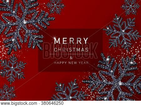 Christmas background with Shining Snowflakes. Merry Christmas card vector Illustration. Christmas background with Shining gold balls. Christmas. Christmas Vector. Christmas Background. Merry Christmas Vector. Merry Christmas banner. Christmas illustration