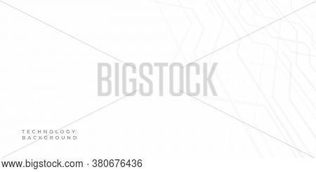 Technology background . modern technology background design concept . modern futuristic technology background . white hi tech background . technology background with white color . technology background images . technology background vector. Technology