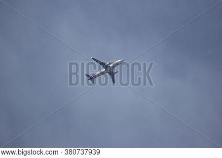 Airbus A320-200 Of Thai Smile Airway.