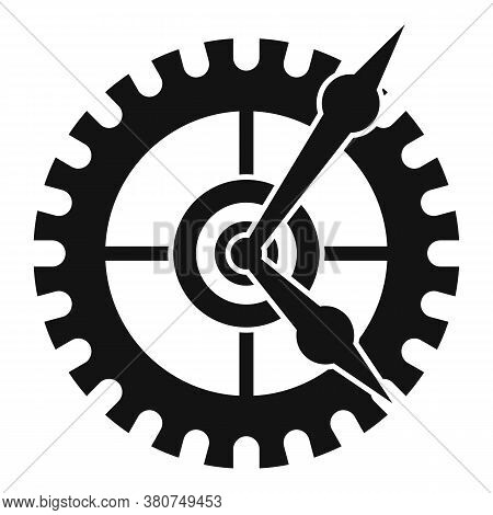 Parts Watch Repair Icon. Simple Illustration Of Parts Watch Repair Vector Icon For Web Design Isolat