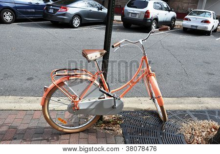 Bicycle of dream.