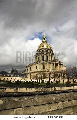 Dome des Invalides, Paris, France