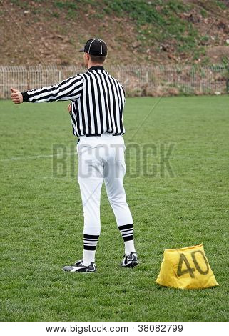 Rugby Referee