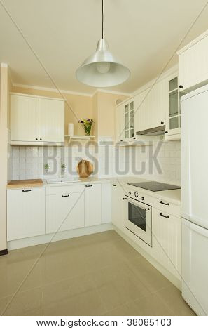 rustique  kitchen