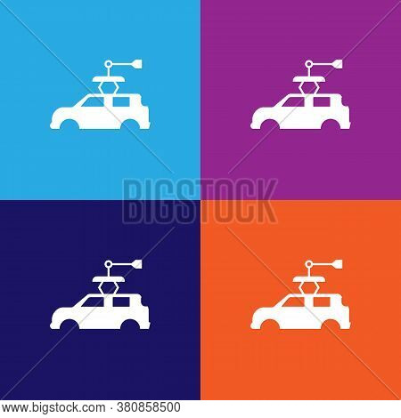 Car Dump Outline Icon. Elements Of Car Repair Illustration Icon. Signs And Symbols Can Be Used For W