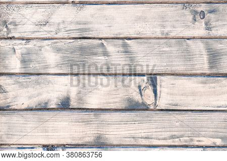 Real Natural Wood Texture. Timber Plank Surface Wall For Vintage Grunge Wallpaper. Old Floor Wooden