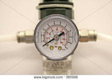 Air Pressure Gauge