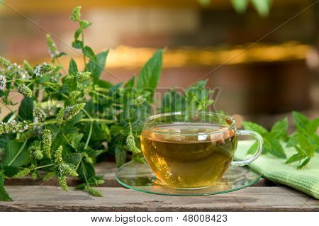 Tea With Peppermint
