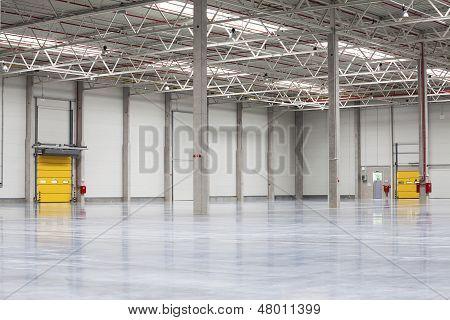Modern, Brand New Storehouse