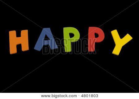 Word Happy