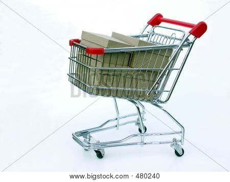 Full Shopping Cart