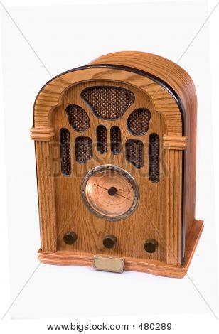 Replica Of 1940 Radio