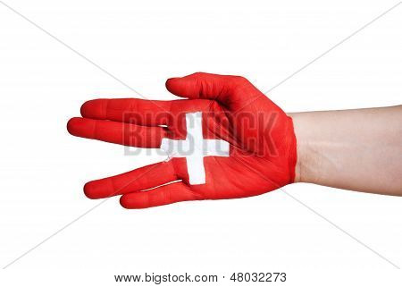 A Hand Like A Swiss Knife