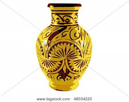 Ancient Vase Vector Photo Free Trial Bigstock