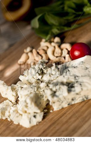 Delicious Roquefort Cheese