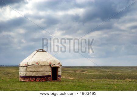 Yurt - Nomad's Tent