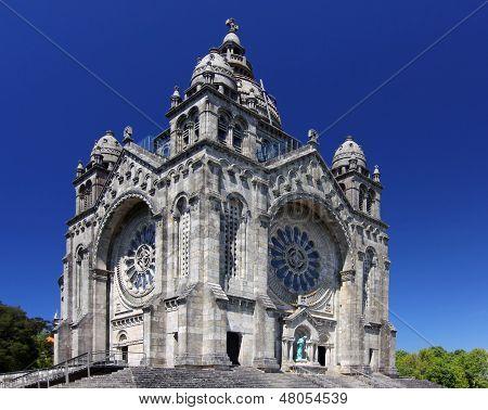 Basilica de Santa Luzia, Portugal