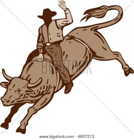 Rodeo sonni Ratsastus