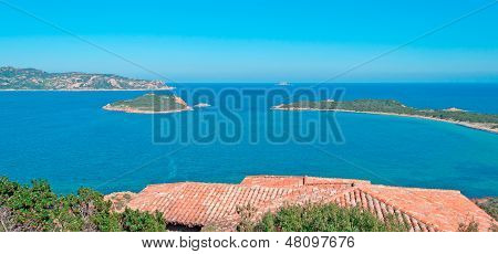 Capo Coda Cavallo And Roofs