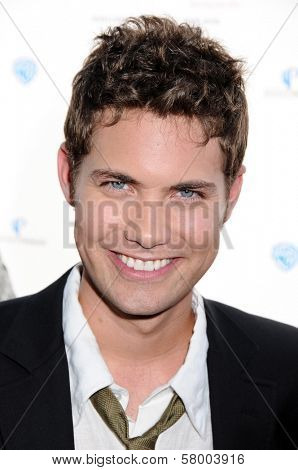 Andrew Seeley  at the Los Angeles Premiere of 'Another Cinderella Story'. Pacific Theaters the Grove, Los Angeles, CA. 09-14-08
