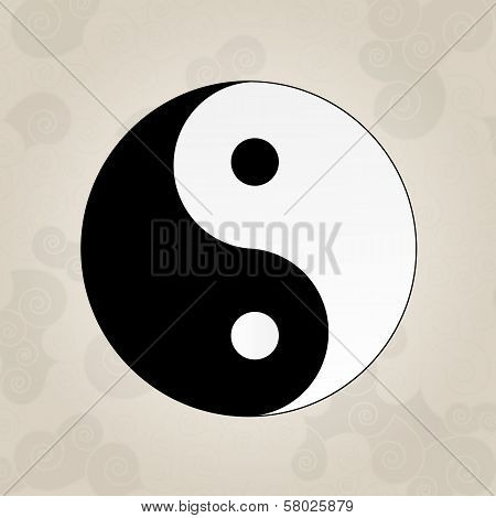 Ying Yang, japanese tattoo