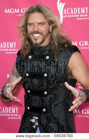 Don 'Hollywood' Yates  arriving at The 43rd Annual Academy Of Country Music Awards. MGM Grand Hotel And Casino, Las Vegas, NV. 05-18-08