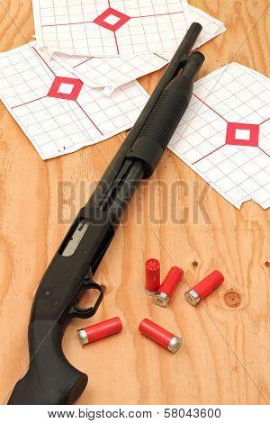 Shotgun Target Practice