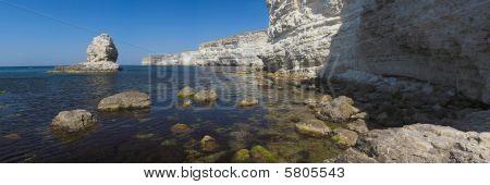 Cape Tarkhankut, Otlesh, The Crimea, Ukraine