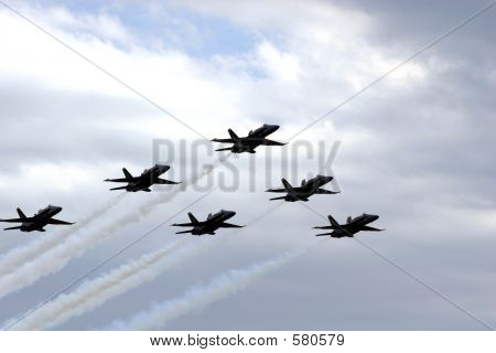 F/A-18 Fighters