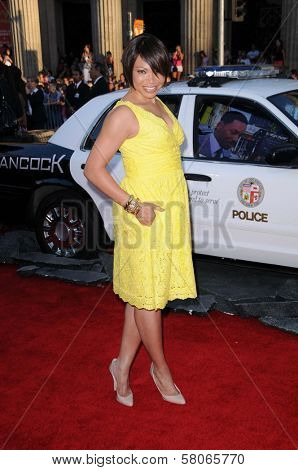 Tisha Campbell  at the World Premiere of