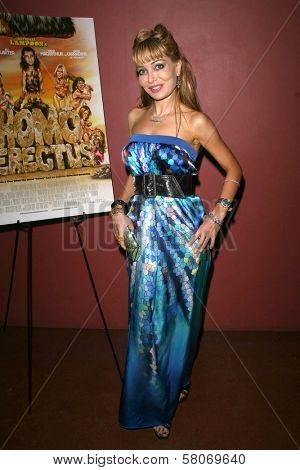 Lorielle New  at the Preview Screening of