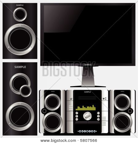 surround stereo system