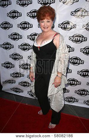 Sarah Hunley  at the Premiere Screening of