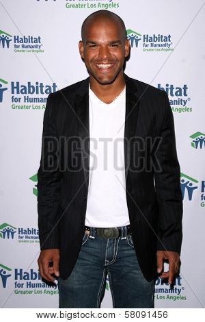 Amaury Nolasco  at the 'Building A Greater Los Angeles' Gala. Beverly Hilton Hotel, Beverly Hills, CA. 10-01-08