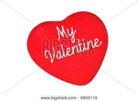 'My Valentine' Heart