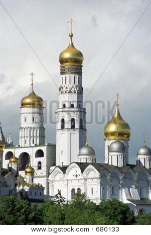 Belltower. Kremlin